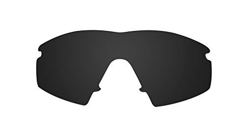 Schwarz Polarisierte Ersatz Lenses für Oakley M Frame Heizung Sonnenbrille