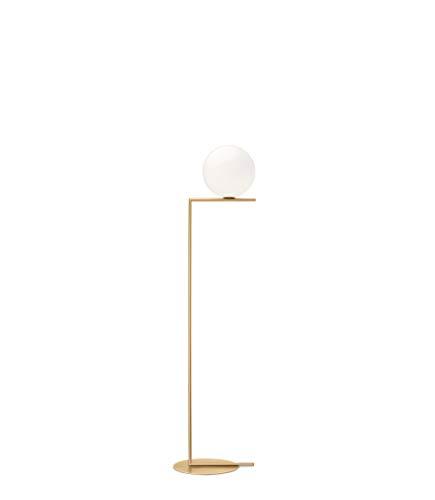 Flos-Lampe de Terre Flos IC F1-Laiton