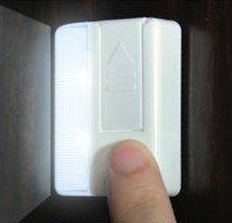 LED Schranklicht mit Magnetschalter 3er Set