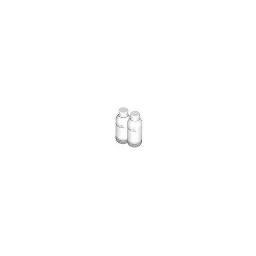 Beghelli 3336 - bottiglie in pet con tappo ermetico per la gasatura dell'acqua, capacità 0,92 litri, confezione doppia