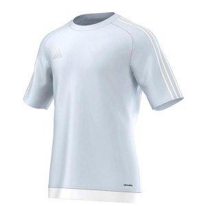 Adidas Estro 15, camiseta para hombre, Infantil, color light-grey / white, tamaño...