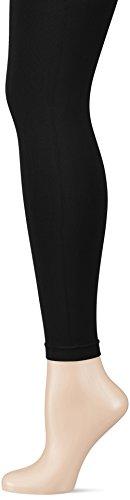 Hudson Damen Leggings Seamless 001563, 90 Den, Grau (Anthrazit 0545), Gr. M/L