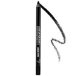 Make Up For Ever Aqua Eyes Waterproof Eyeliner Pencil - #0L (Matte Black) - 1.2g/0.04oz by USA -