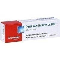 Dynexan Herpescreme 2 g