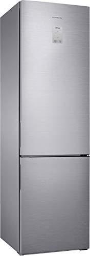 Samsung RL37J5449SS/EG Kühl-Gefrier-Kombination / A+++ / 201 cm Höhe /Premium Edelstahl Look/ 173 kWh/Jahr / 267 L Kühlteil / 98 L Gefrierteil / Twin und Metal Cooling / Freshzone