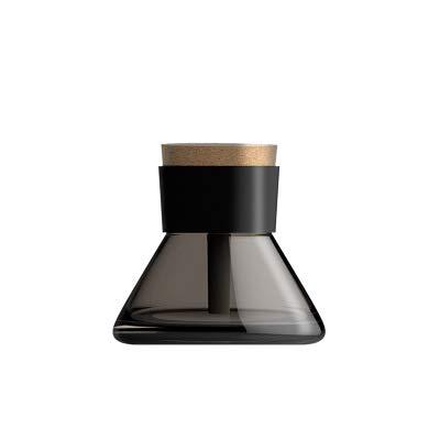 SYXZ Mode ParfüM Flasche Luftbefeuchter, Mini-USB-Spray Aufladung Anti-Dry, Geeignet FüR Home Schlafzimmer BüRo Desktop Befeuchtung,Black,200ml (Zimmer Parfum Spray)