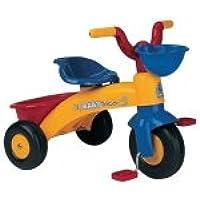INJUSA - Triciclo Trico Max para niños de 1 a 3 años, con cesta delantera