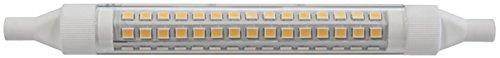 Hepoluz Super Slim Bombilla Lineal Led R7s, 12 W, Blanco