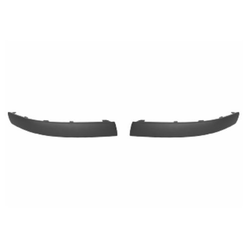 Van Wezel 5837581 Profile ou CTC Pare-choc gauche, Noir