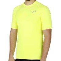 Brooks Herren Equilibrium Shortsleeve II Oberbekleidung, Gelb, XL (Bekleidung Training Brooks Kurze)