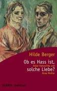 Ob es Haß ist, solche Liebe? Oskar Kokoschka und Alma Mahler