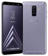 "Samsung Galaxy A6 Plus - Smartphone libre Android 8,0 ( 6"" FHD+), Dual SIM, Cámara Trasera 16MP + 5MP Flash (3 nivles) y Frontal 24MP + Flash, Lavender, 32 GB 6"" - Versión española"