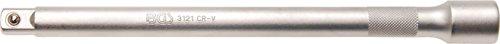 Bgs Rallonge, 12,5 (1/2), 250 mm, chromé mat, 3121