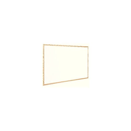 q-connect-wooden-frame-600x400mm-whiteboard