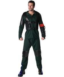 Terminator Erwachsene Kostüm Für - Terminator John Connor Kostüm - X-Large