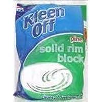 KLEENOFF TOILET RIM BLOCK PINE - 40 G by Kleen Off