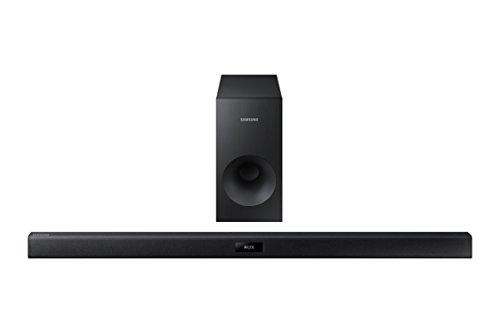 Samsung HW-J355/ZF - Barra De Sonido (2.1, Bluetooth, subwoofer, 120 W), color negro