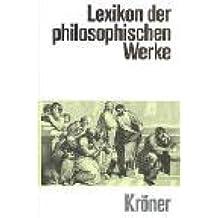 Lexikon der philosophischen Werke