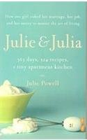 Book cover for Julie and Julia