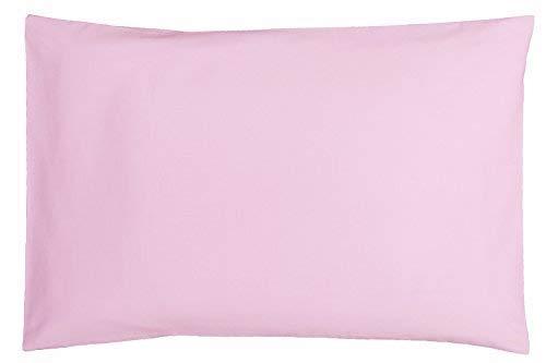 P'Tit Basile – Kissenbezug Baby – Maße 40×60 cm – Organic Cotton Top Qualität, 57 Garn / cm2, Weben Dicht für Weitere Sanfte Weg – Verschiedene Farben Frei Wählbar