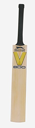 SLAZENGER-V800-G4-SHORT-HANDLE-ENGLISH-WILLOW-BAT