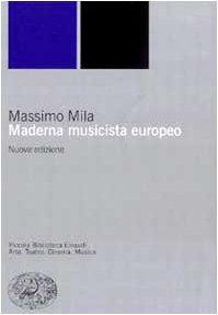 Maderna musicista europeo