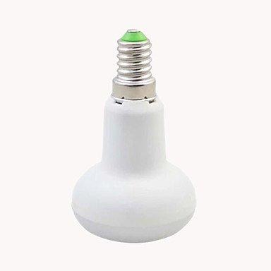 EXUP® 1pc 7.5W 550-650 lm E14 Eclairage Par LED R39 12 diodes électroluminescentes SMD 2835 Décorative Blanc Chaud Blanc Froid AC 220-240V ( Couleur : Blanc , Couleur de source : Blanc froid-220-240V-5W )