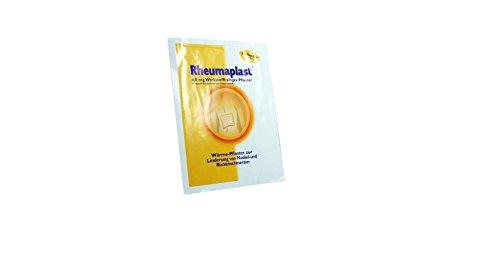 Hansaplast ABC Wärme-Pflaster Rheumaplast 4,8 mg, 2 St