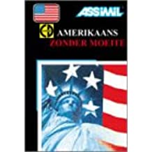 Americaans zonder moeite (1 livre + coffret de 4 CD) (en néerlandais)