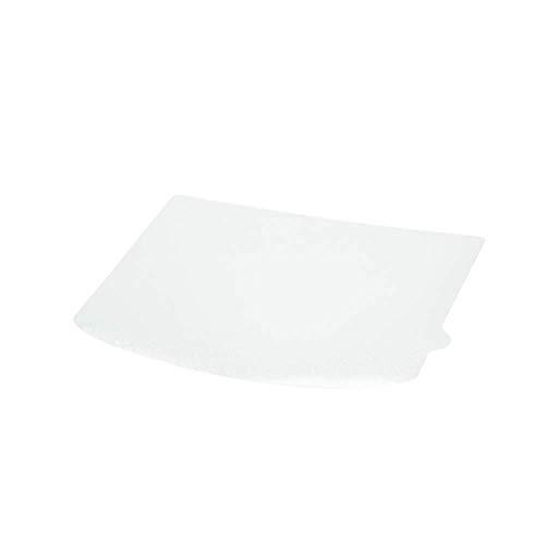 Premium Plus Treppenfolie, Anti-Rutsch Stufenmatten, transparent für Raumspartreppe (220 x 220 mm)