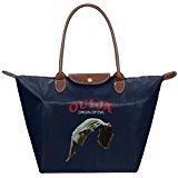 F1&Cany Women's Ouija: Origin Of Evil 2016 Film Handbag(Zaini) Fold Dumplings Type Shoulder Tote bag(Zaini)