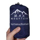 Hüttenschlafsack von MAX mountain