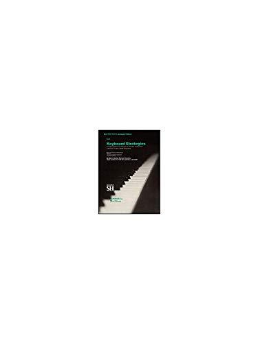 Tastatur-Strategien für den älteren Anfänger - Master Text II Klavierblatt Solo [Musiknoten]