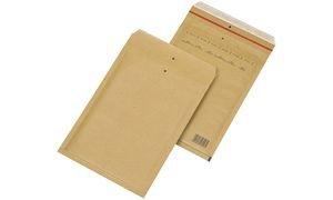Preisvergleich Produktbild MAILmedia Luftpolster-Versandtaschen, Typ G17, braun, 22 g VE = 1