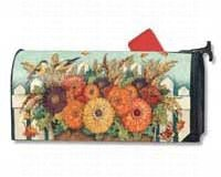 MailWraps Harvest Gate Mailbox Cover 04067 -
