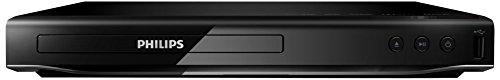 Philips 3000 series DVP2852/58 DVD player Noir lecteur et enregistreur DVD - lecteurs et enregistreurs DVD (NTSC,PAL, Dolby Digital, 100 dB, 8 - 320 Kbit/s, 32 - 192 Kbit/s, 100 dB)
