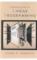 Introduction to Linear Programming: INTRO LINEAR PROG _c1