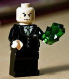 LEGO Super Heroes: Lex Luthor Minifiguren (Lex Luthor Toy)