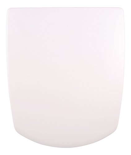 Sanitop-Wingenroth - 57217 0 - WC-Sitz passend zu Igeno - Hochwertiger Toilettensitz aus Duroplast - WC Brille mit Absenkautomatik & Top-Fix-Funktion
