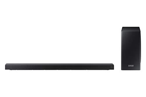 Samsung HW-Q70R 3.1.2Ch Soundbar WLAN Bluetooth Slate-Black kabelloser Sub -
