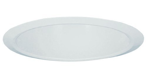 Lithonia Lighting 7O2 TOR R24 7.625-Inch Open Full Reflector Recessed Light Trim, White by Lithonia Lighting Tore Trim