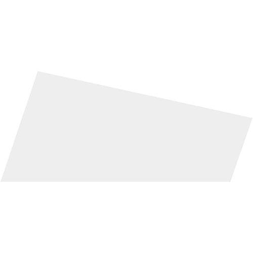 Moosgummi, A4 21×30 cm, Dicke 2 mm, weiß, 10Blatt - 2