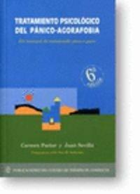 Descargar Libro Tratamiento psicologico del panico-agorafobia (9ª ed.) de Carmen Pastor