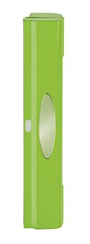 Wenko Cutter Dispensador de Folios, Acrilonitrilo Butadieno Estireno, Verde, 6.7x38x5.2 cm