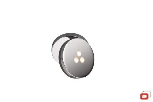 Lirio Deckenleuchte Metall Integriert, silber 0 x 0 x 0 cm