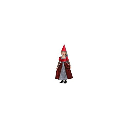 (DISFRAZ Princesa Medieval TALLA 3-4 AÑOS - 3-4 Años)
