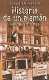 Historia de un Alemán (Booket Logista)