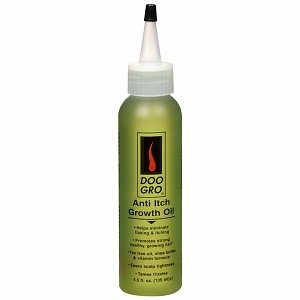 Afro Haircare Doo Gro Anti Itch Growth Oil (135ml)