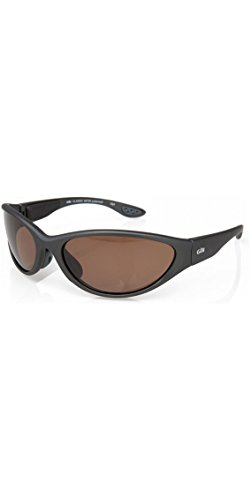Gill Classic Watersport Beach Yachting- oder Surf-Sonnenbrille Matt Grey - Polarisierte Brillentechnologie
