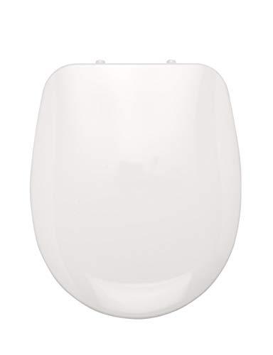 RIDDER WC-Sitz Denver mit Soft-Close weiß